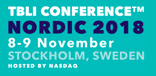 TBLI Conference Nordic 2018