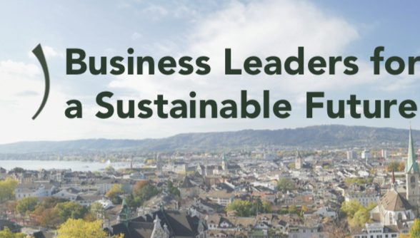 Business Leaders for a Sustainable Future – Cross Business School Alumni at UBS